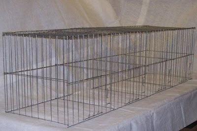 Güvercin kafesleri
