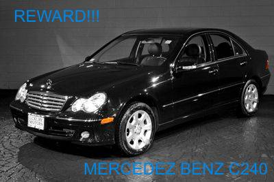 Cool Mercedes Benz C240