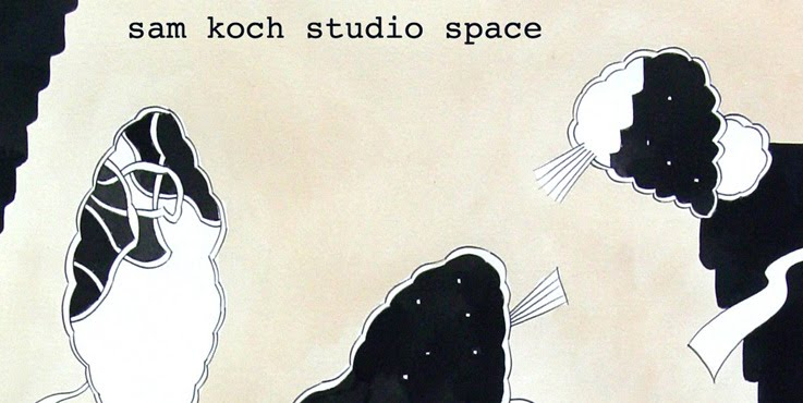 Sam Koch Studio Space