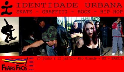 Identidade Urbana FEARG 2009