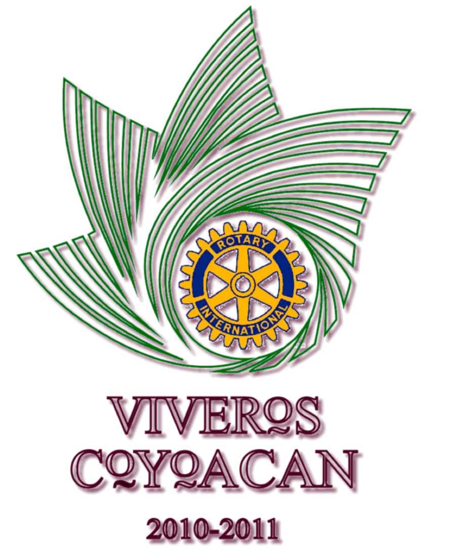 Club rotario viveros coyoac n for Viveros coyoacan