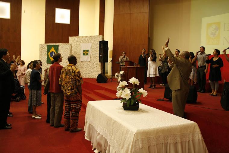 III Conferencia Nacional do LINK em Brasília - DF