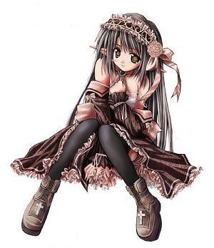 Galeria Lolita Anime_gothic