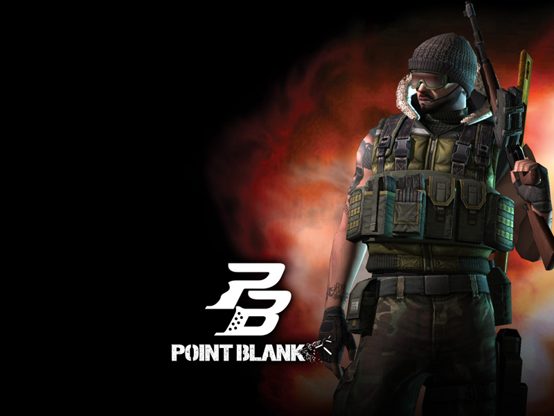 logo point blank indonesia. point blank Indonesia.