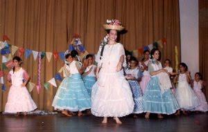 profesional bailarines golondrina