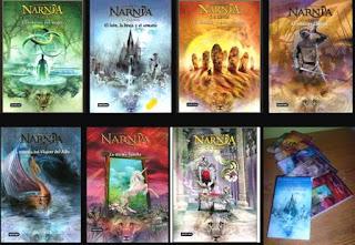 Cronicas de Narnia 7 libros [Saga completa ]