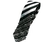 Chain Reaction Tie