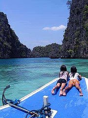 coron sea scene