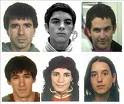 ETA Basque Freedom Fighters arrested