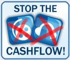Stop the cashflow