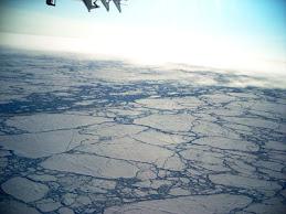 Descongelació del pol nord