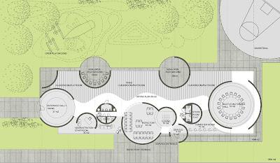 pause project: concept design for eurasia nursery school