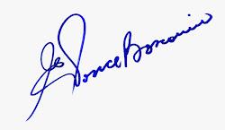 Todas las obras originales del Artista Ponce Boscarino llevan la presente firma