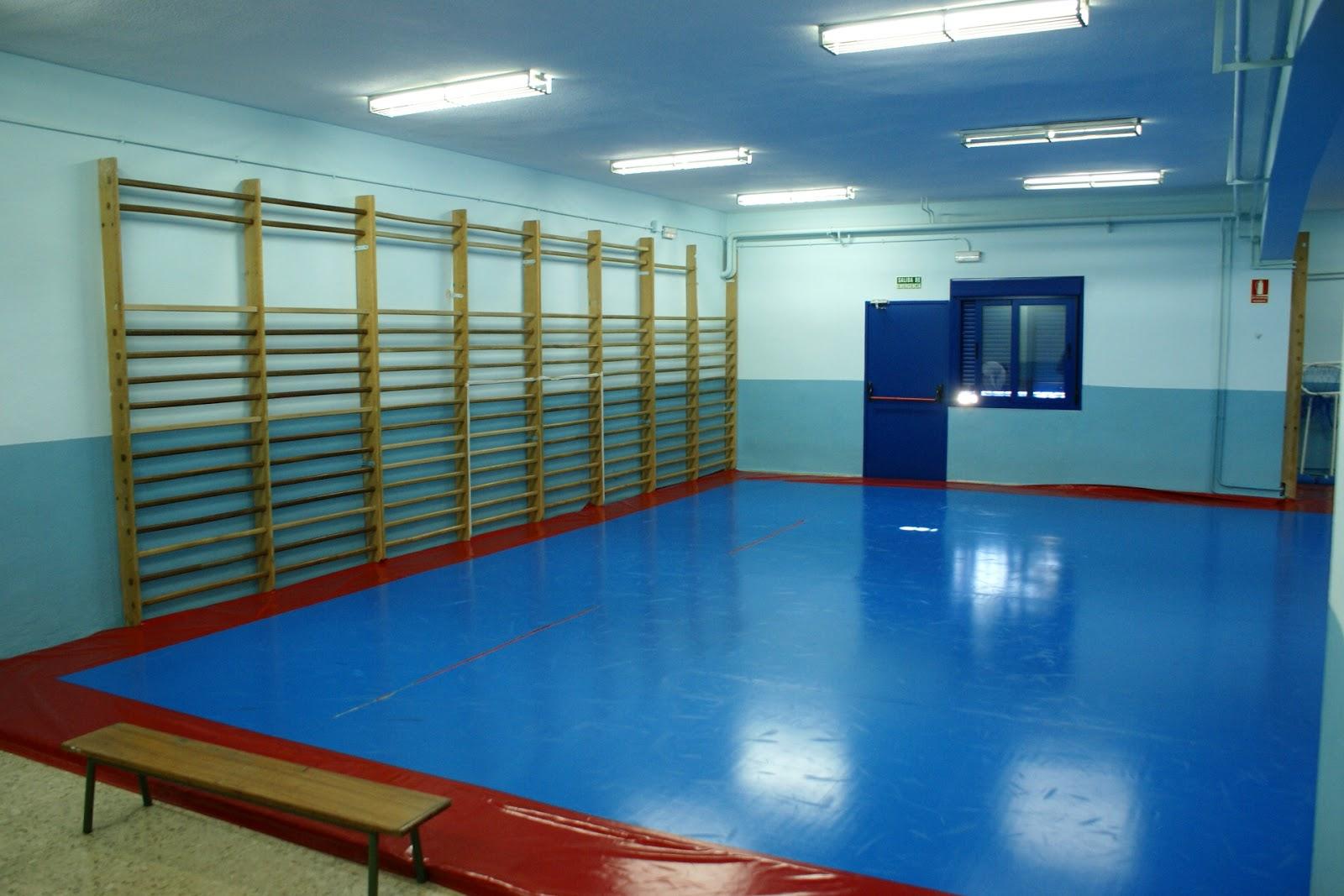 Mi club de judo instalaciones for Gimnasio winner