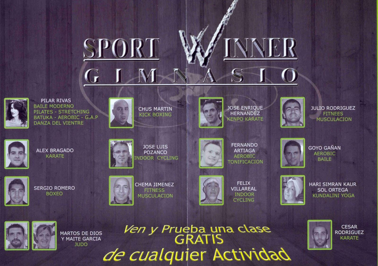 Judokasjushirokan gimnasio sport winner tu centro for Gimnasio winner