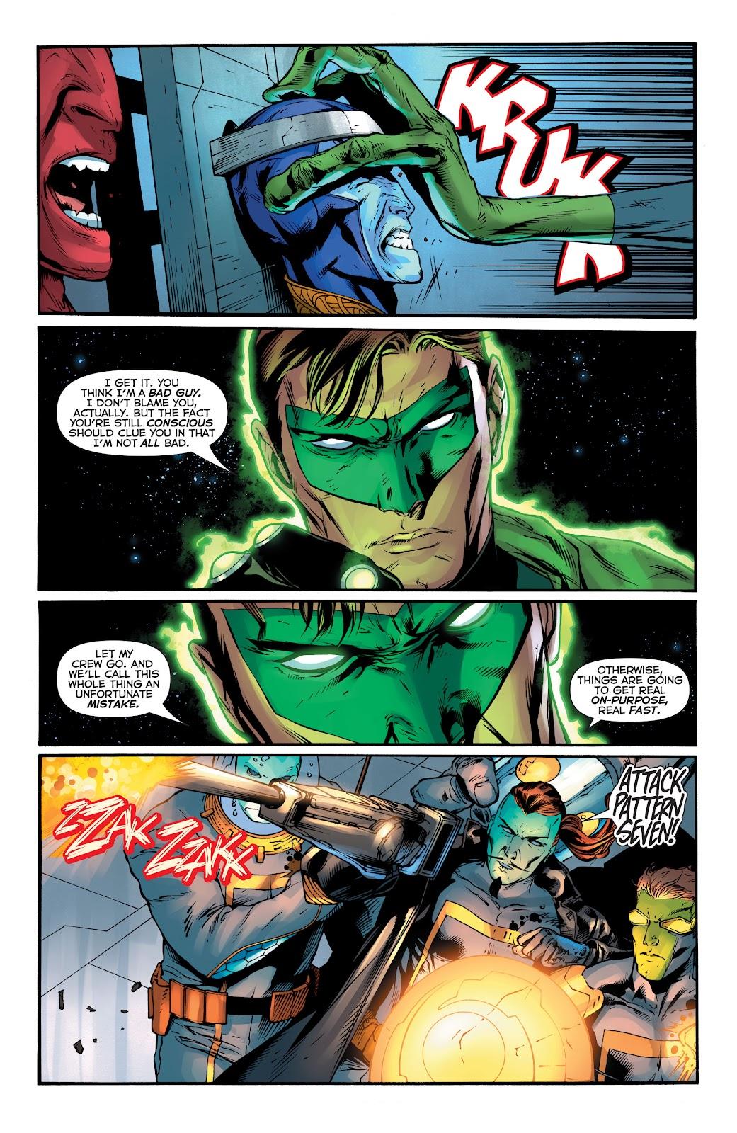 Green Lantern (2011) Issue #52 #61 - English 6