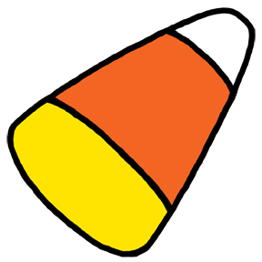 candy corn bullet