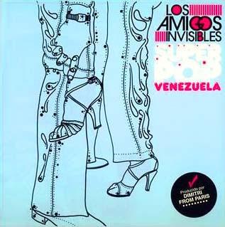 Los Amigos Invisibles - Yo No Se