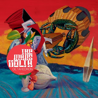 John y Mars Voltaa!! The+Mars+Volta+-+Octahedron+(2009)