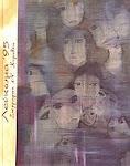 """Νότα Κυμοθόη """"Λεύκωμα ΄95 Ζωγραφική Ν. Κυμοθόη"""" Λογοτεχνία και Ζωγραφική"""
