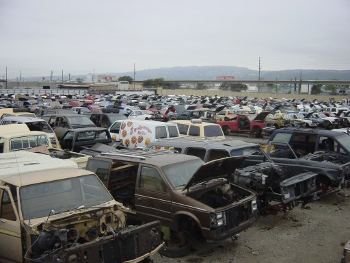 Auto Parts Store  SalvageParts
