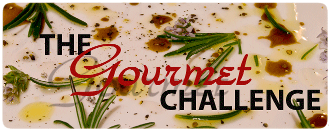 The Gourmet Challenge