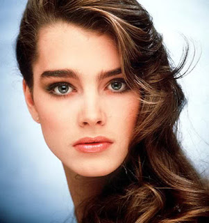 Brooke Shields Eyebrows