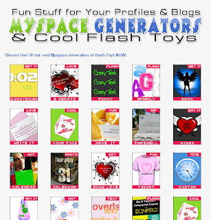 banner makers photo puzzles and glitter text generators we have it all