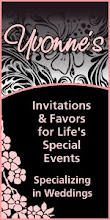 Yvonnes Invitations and Favors