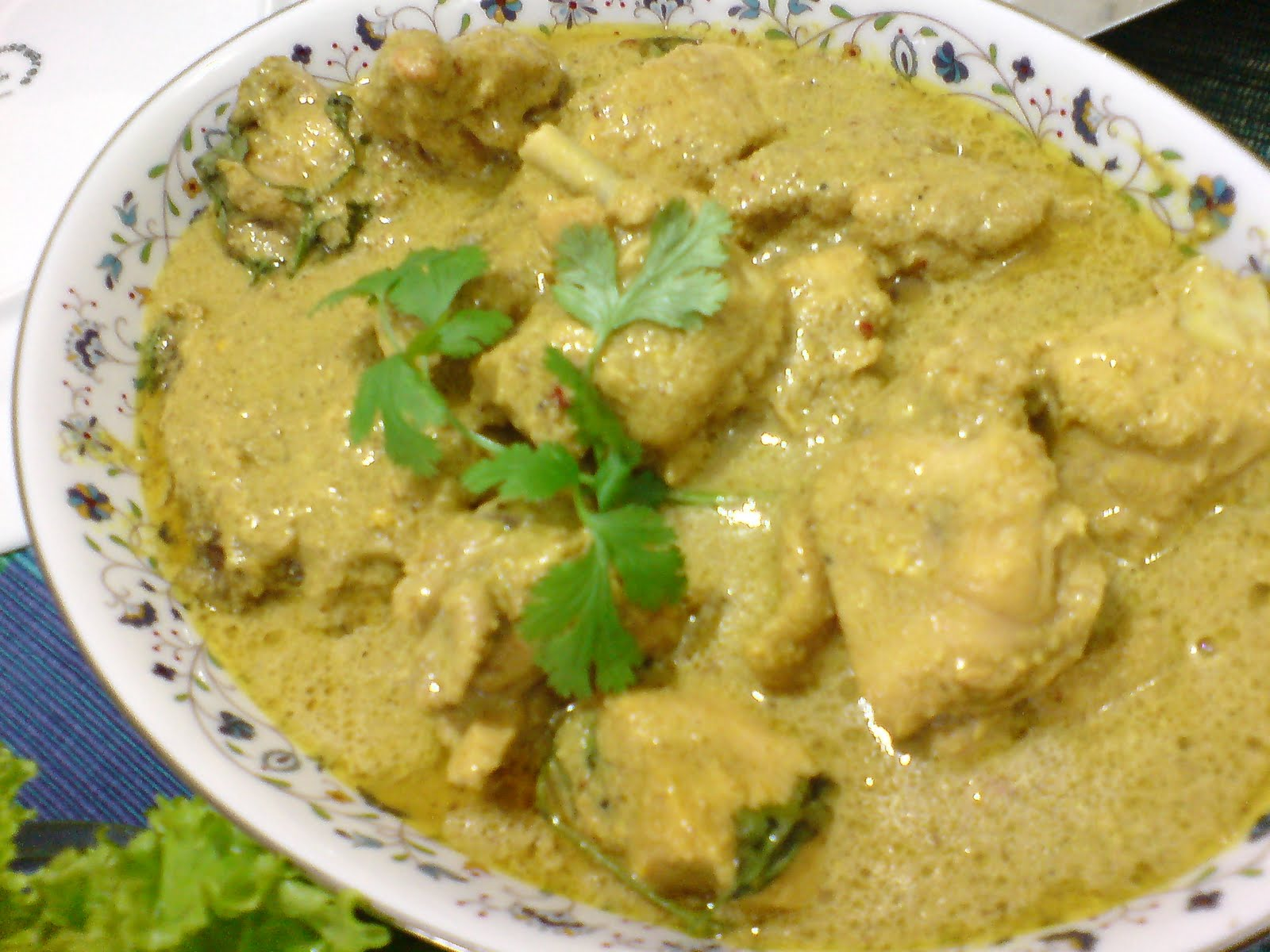 Nihari's CookBook: Chicken Korma
