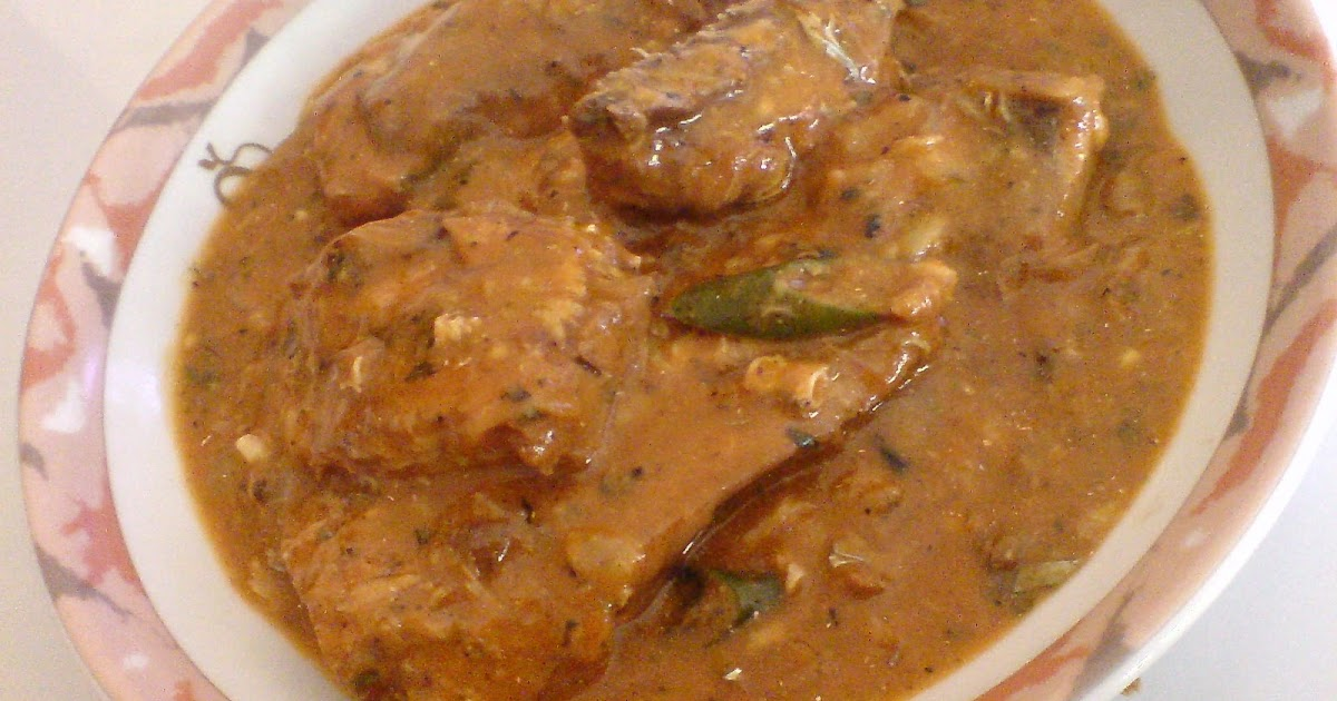 nihari's cookbook canned mackerel curry