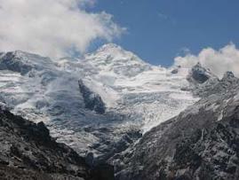 Mount Yannapaqcha, Peru