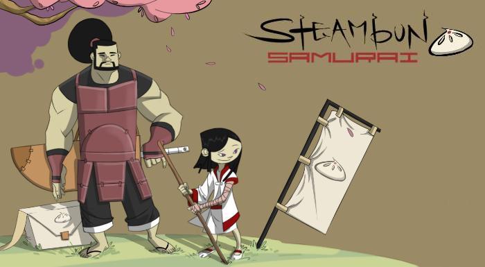 Steambun Samurai