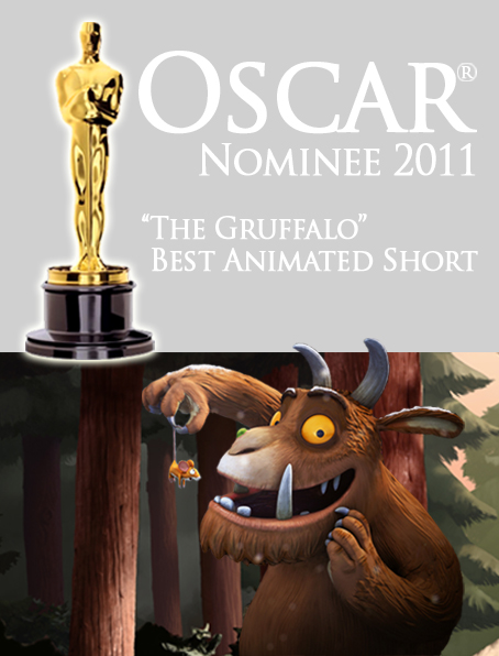 The Gruffalo Oscar Nominee 2011 - Best animated Short