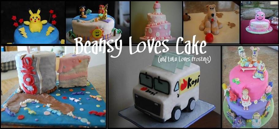 Beansy Loves Cake