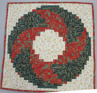 Riviera Patchwork - Christmas Wreath