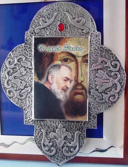 Cruz de Padre Pio