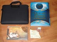 Al-Quran Tajwid, Terjemah & DVD Mengaji 3 in 1 set