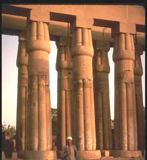 Do You Think That Ancient Egyptians Were So Proud Of Their Columns
