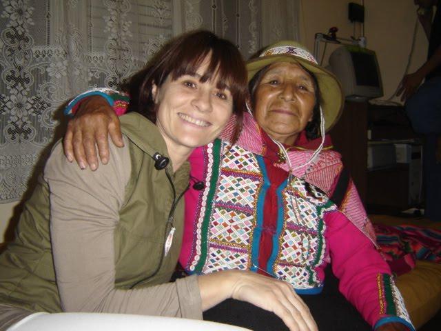 Originarios Q´ero en Argentina