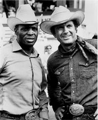 Buddies In The Saddle Rodeo Movies