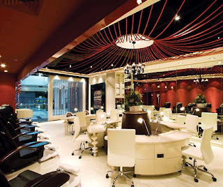 Collection Of Interior Architecture Newspuo Nail Salon By Giant Design