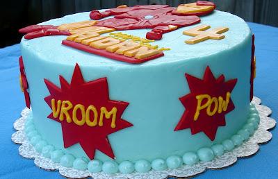 Iron Man Birthday Cake Walmart