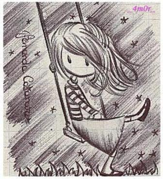 dibujos de amor emo. imagenes de amor emo. de amor