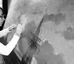Pauline Helou-de La Grandière, Conservation & Restauration de peintures
