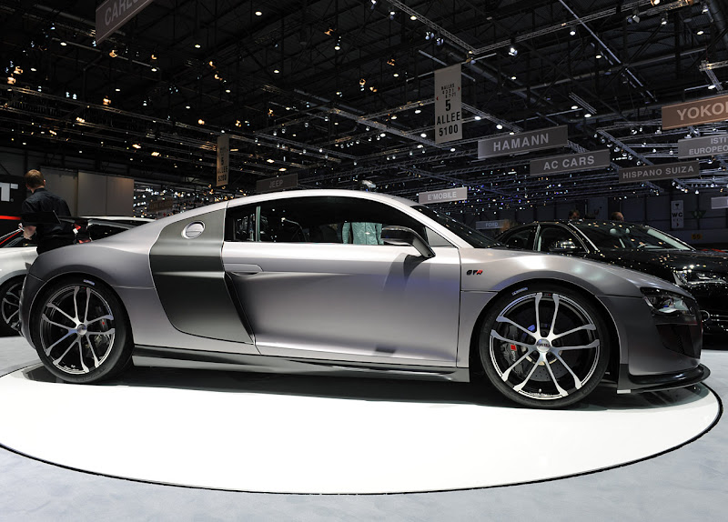 2010 Abt R8 GTR Auto Modified