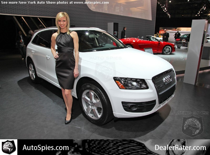 New York Auto Show 2009 Picture Collections