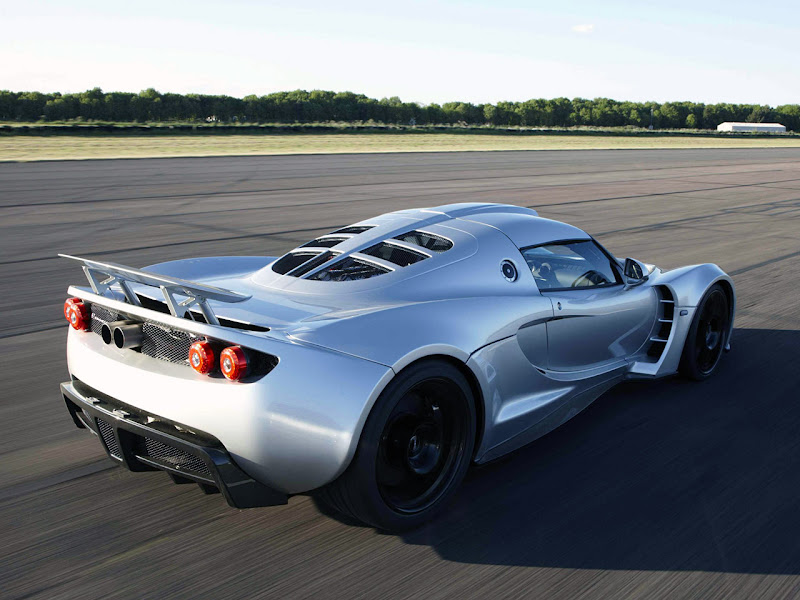 2010 Hennessey Venom GT X-treme Tuning