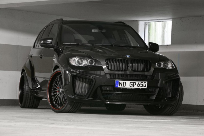 2010 BMW X5 M Typhoon G-Power Modified Editions