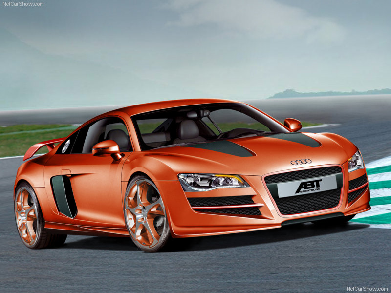 2008 Audi R8 Tuning by ABT
